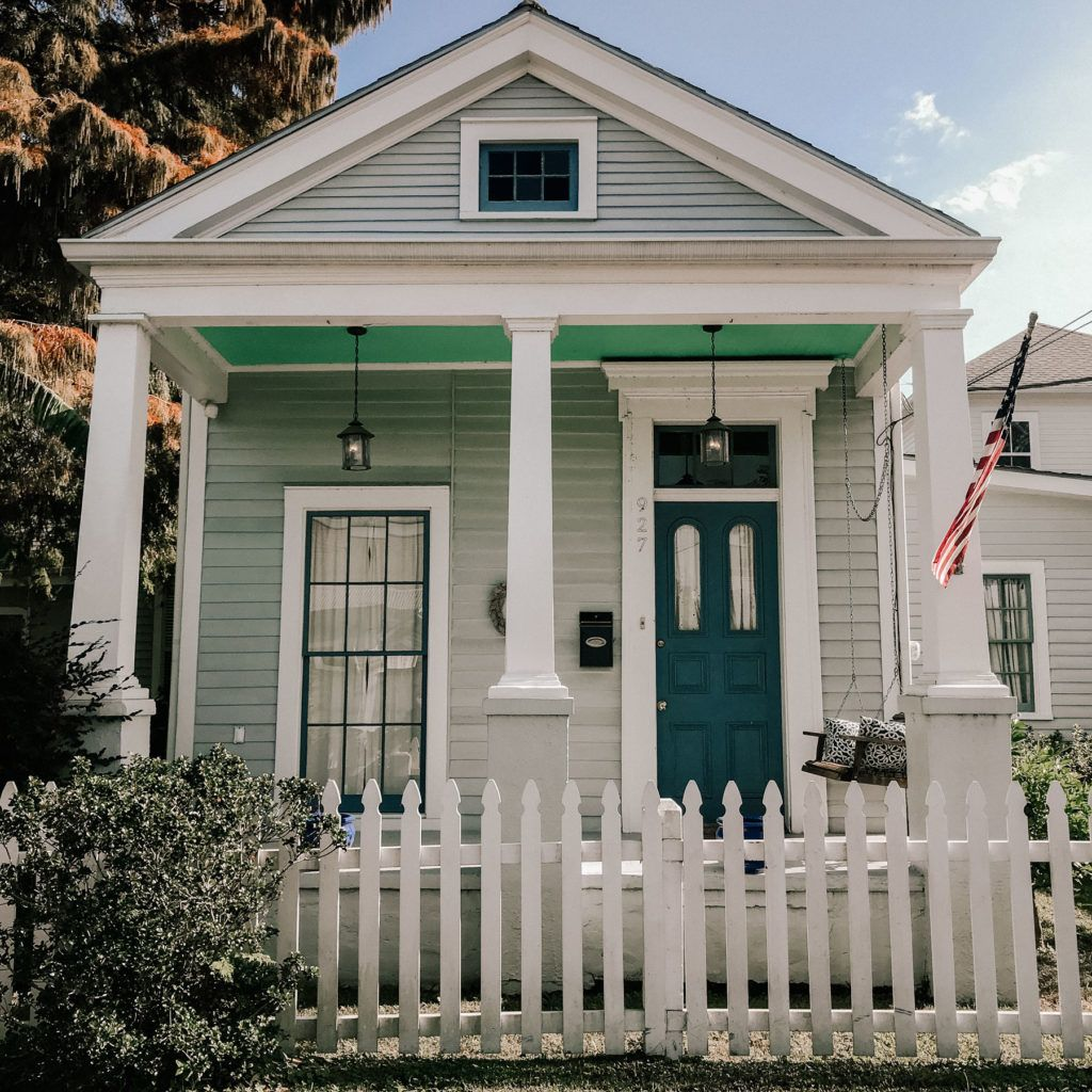 New Orleans House Tour