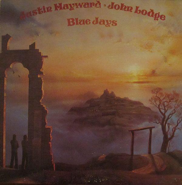 1975 Justin Hayward John Lodge Blue Jays Threshold Ths12 Artwork Phil Travers Albumcover Illustration Justin Hayward Blue Jays Album Cover Art