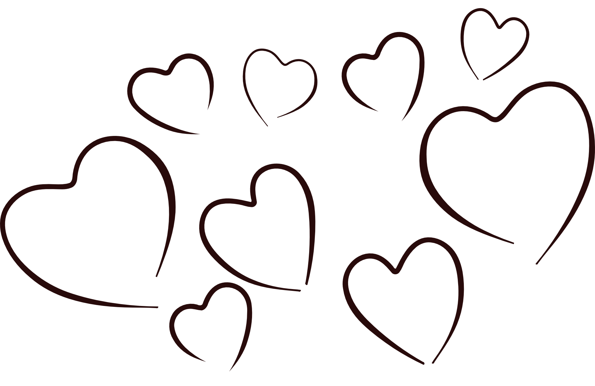 Clip Art Heart Black And White Clipart Panda Free Clipart Images Black And White Heart Clipart Black And White Clip Art