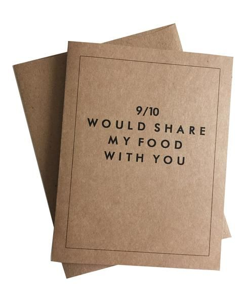 910 would share my food with you greeting card a2 envelopes and 910 would share my food with you greeting card m4hsunfo