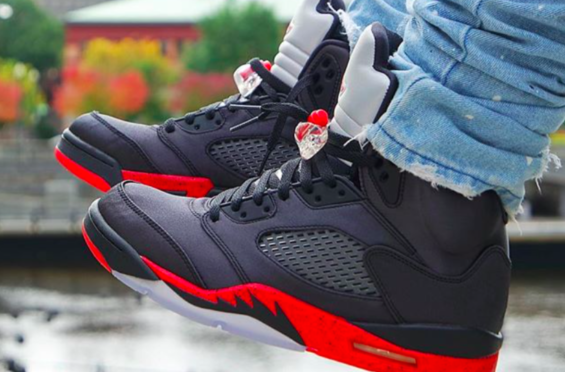 Is The Air Jordan 5 Satin Bred A Must Cop  The limited edition Air Jordan 08a151b63