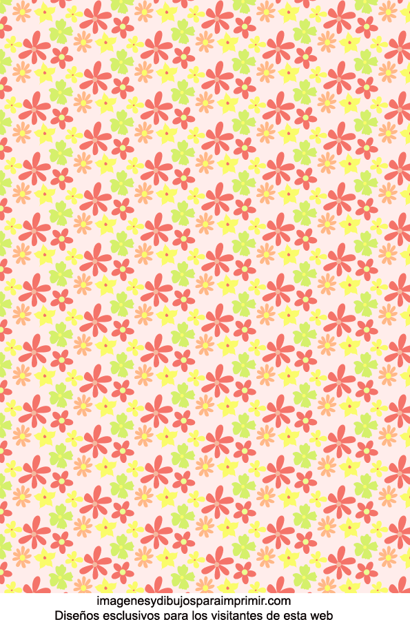 Papel De Flores Para Imprimir Imagenes Y Dibujos Para Imprimir Scrapbook Cover Printable Paper Framed Wallpaper