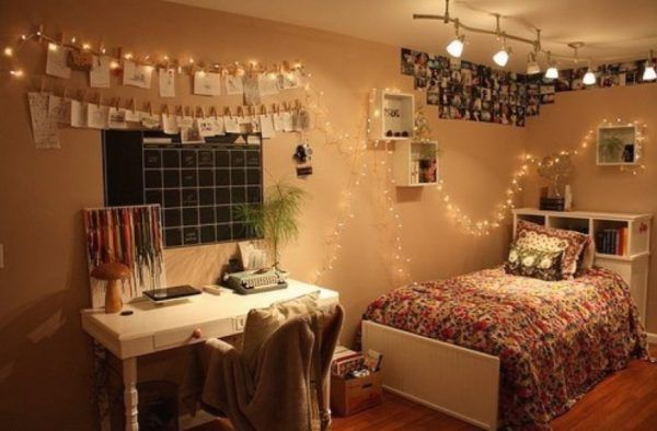 Nice Hipster Bedroom Decorating Ideas