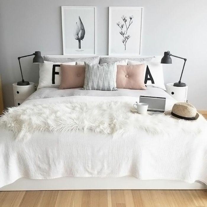 1001 Ideas Sobre Colores Para Habitaciones En Tendencia Decoraciones De Dormitorio Dormitorios Decoracion De Dormitorio Matrimonial