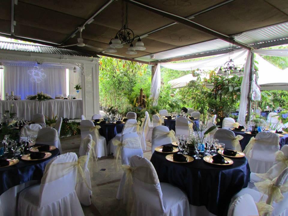 Mariposa Wedding Layout   Wedding Locations in Trinidad and Tobago ...