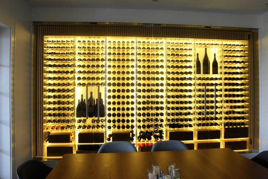 Modern Wine Cellar Design | Best Wine Cellar Ideas and Designs ...