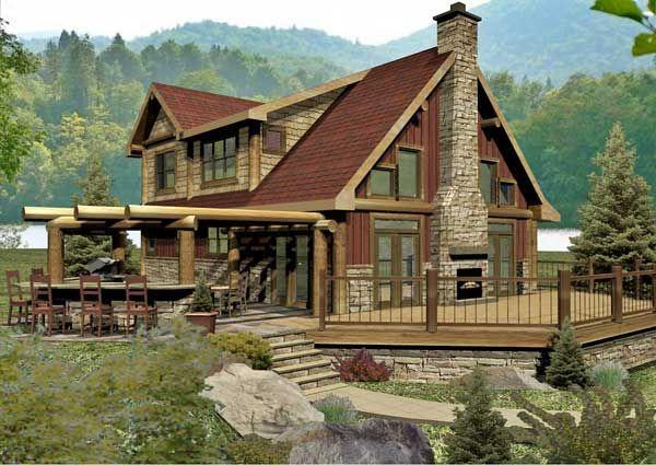 Tahoe Crest Log Home Floor Plan By Wisconsin Log Homes Log Home Floor Plans Log Homes House Floor Plans