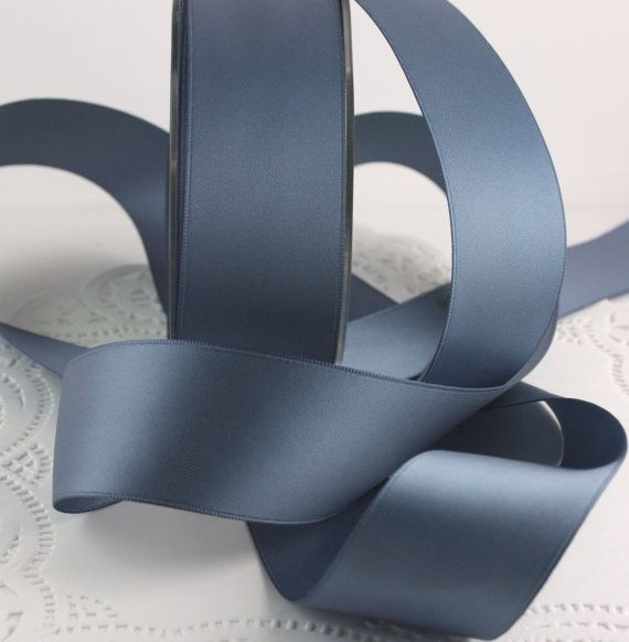 """IVORY 2-3//4/"""" WIDE SWISS DOUBLE FACE SATIN RIBBON"""