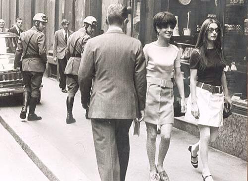 e99c7cdf2f Mini Skirt Revolution | Mini (skirt) revolution | Mini skirts, Coat ...