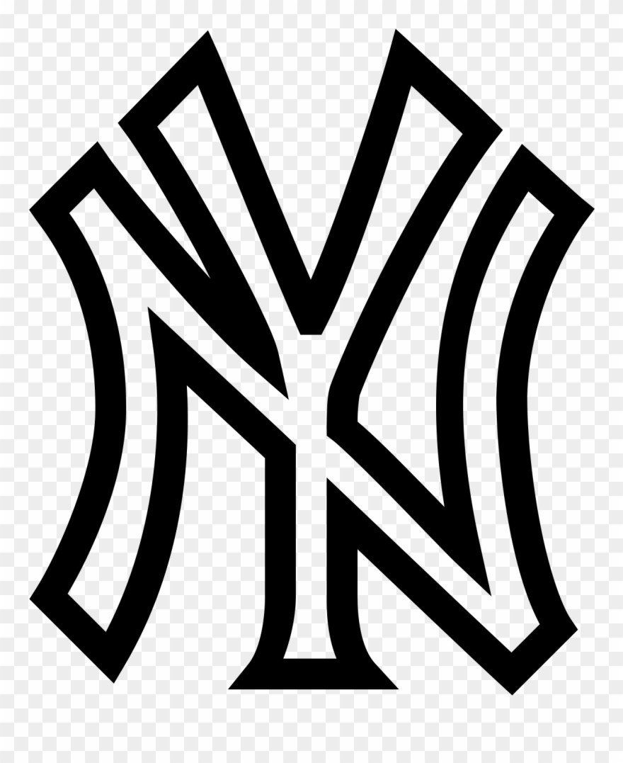 New York Yankees Coloring New York Yankee Free New York Yankee Transparent New York Yankees Unicorn Coloring Pages Coloring Pages To Print