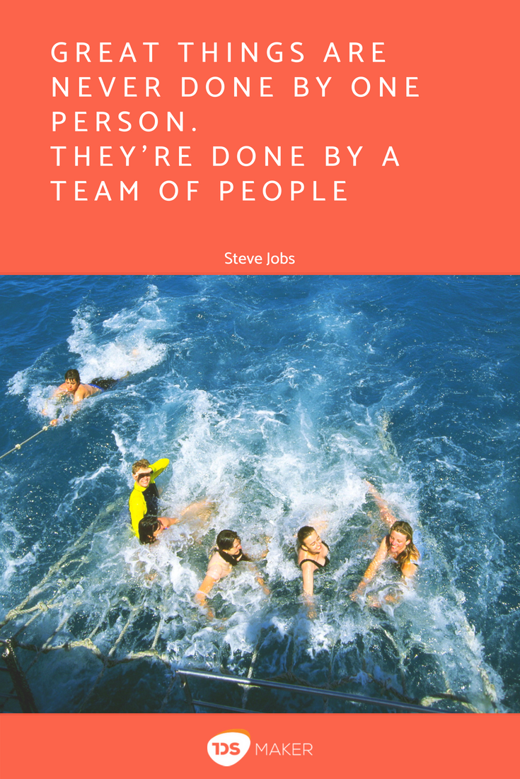 Working In A Great Team Rocks Secret To Success Parenting Best Friendship Quotes