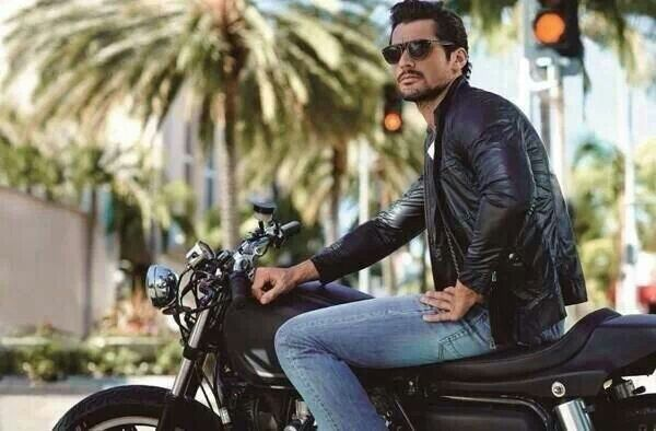 David Gandy SELECTED 2014 Campaign