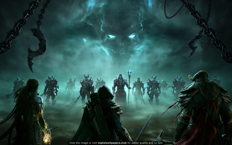 The Elder Scrolls Online Hd Wallpaper For Your Pc Mac Or Mobile Device Elder Scrolls Online Elder Scrolls Art Elder Scrolls