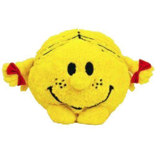 Mr. Men Little Miss Sunshine stuffed 2L size sitting height 38cm. Parallel import goods. Body size: 38 ~ 43 ~ 45cm. Target Gender: unisex.