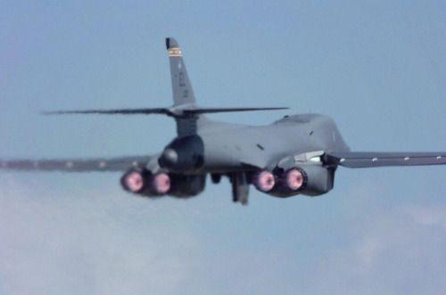 "bmashina: B-1""Lancer""American supersonic strategic..."