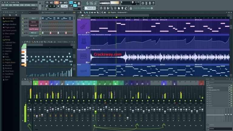 FL Studio 20 0 5 681 Crack + Reg Key 2019 Free Download [Windows +