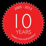 Ten years of us! http://eepurl.com/bBkt_j