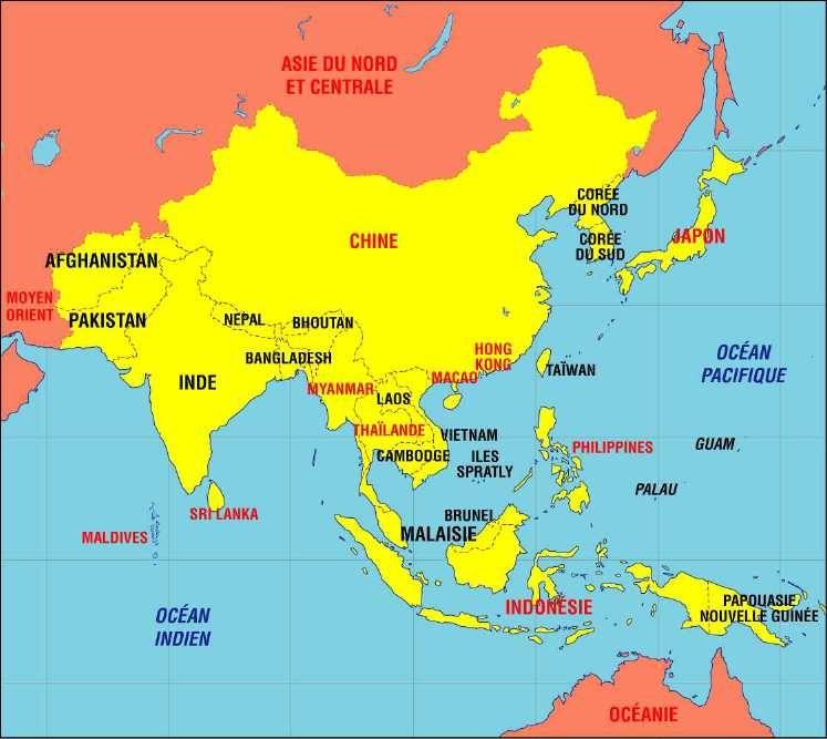 Republique De Chine Laos Arabie Saoudite Syrie Emirats Arabes