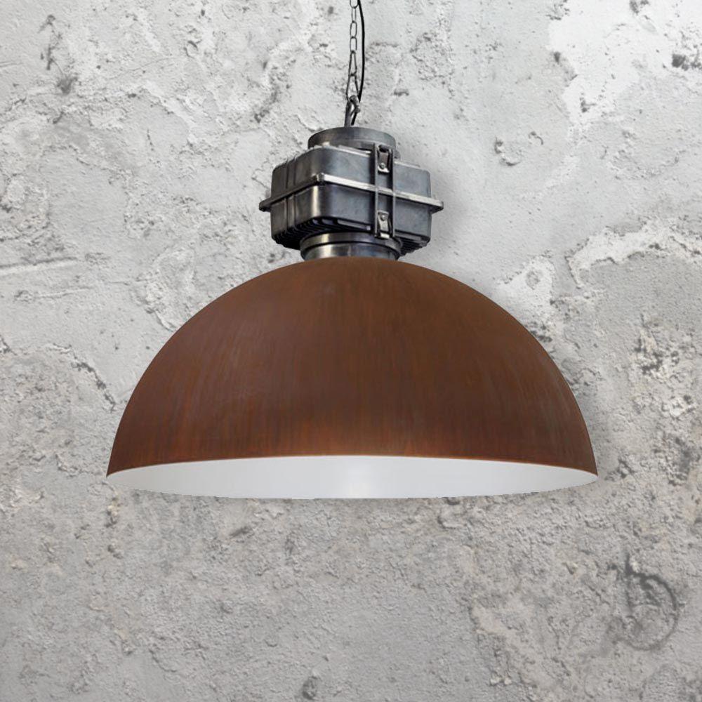 Rustic pendant light fixtures cl cl is a rust metal