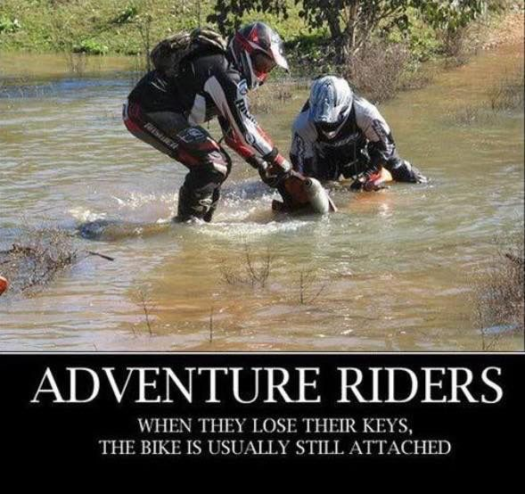 Adventure Riders...