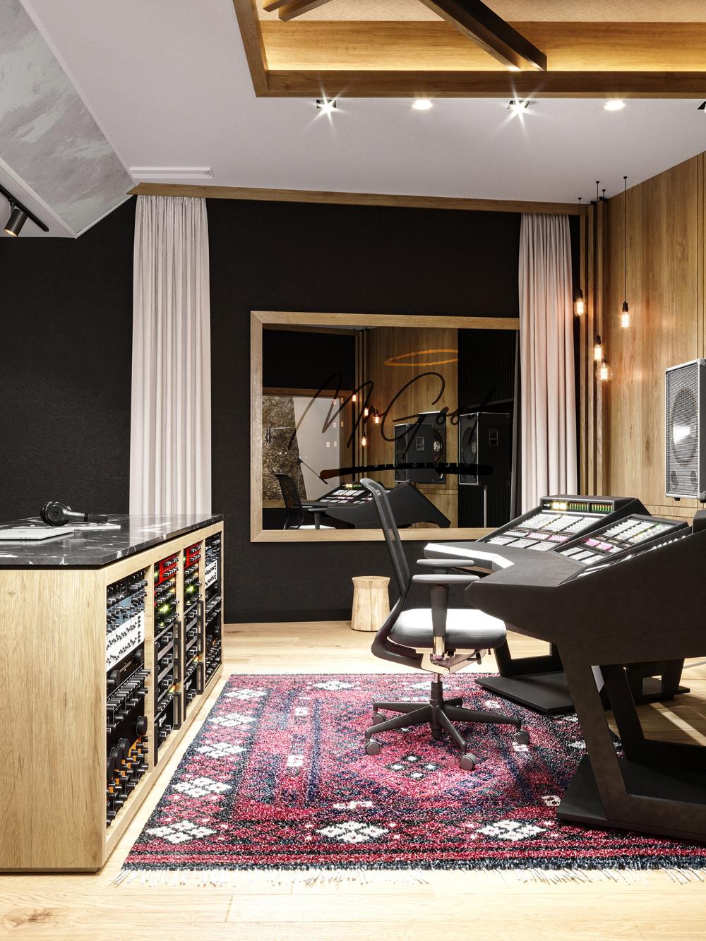 Autodesk Room Design: Mr Good Studio On Behance (With Images)