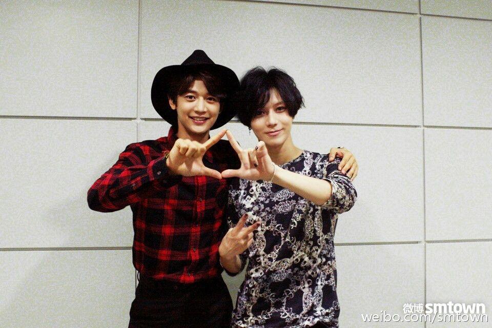 SHINee Taemin and Minho