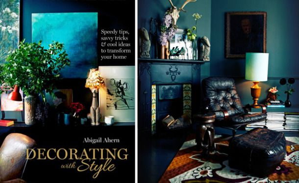 abigailahernportraitdecoratingwithstylebookinteriordesignUK