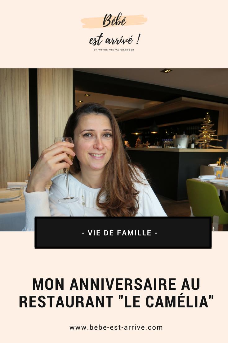 restaurant anniversaire bebe