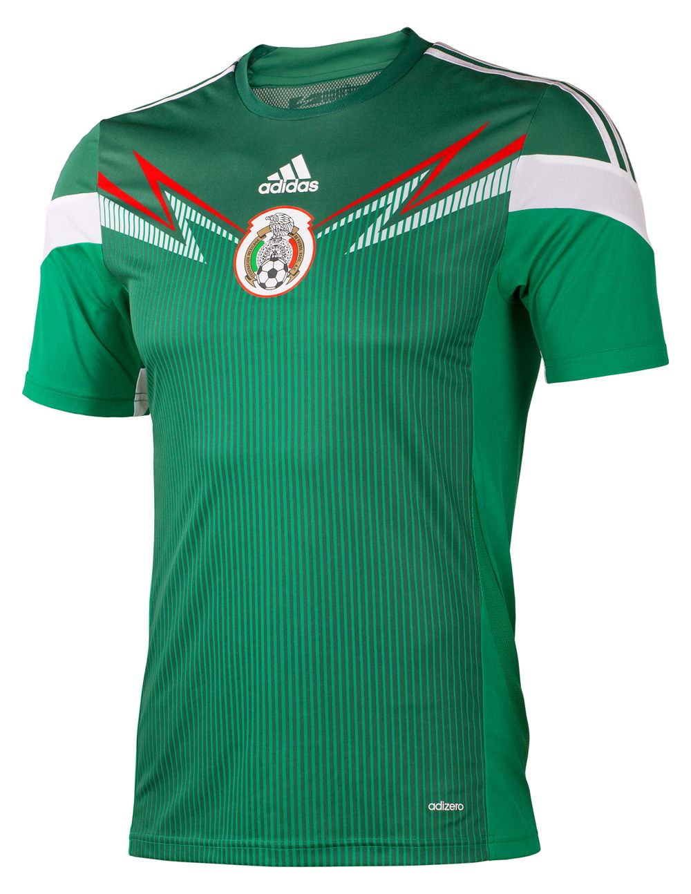 422681aec The new  adidas  Mexico 2014 Home Jersey!