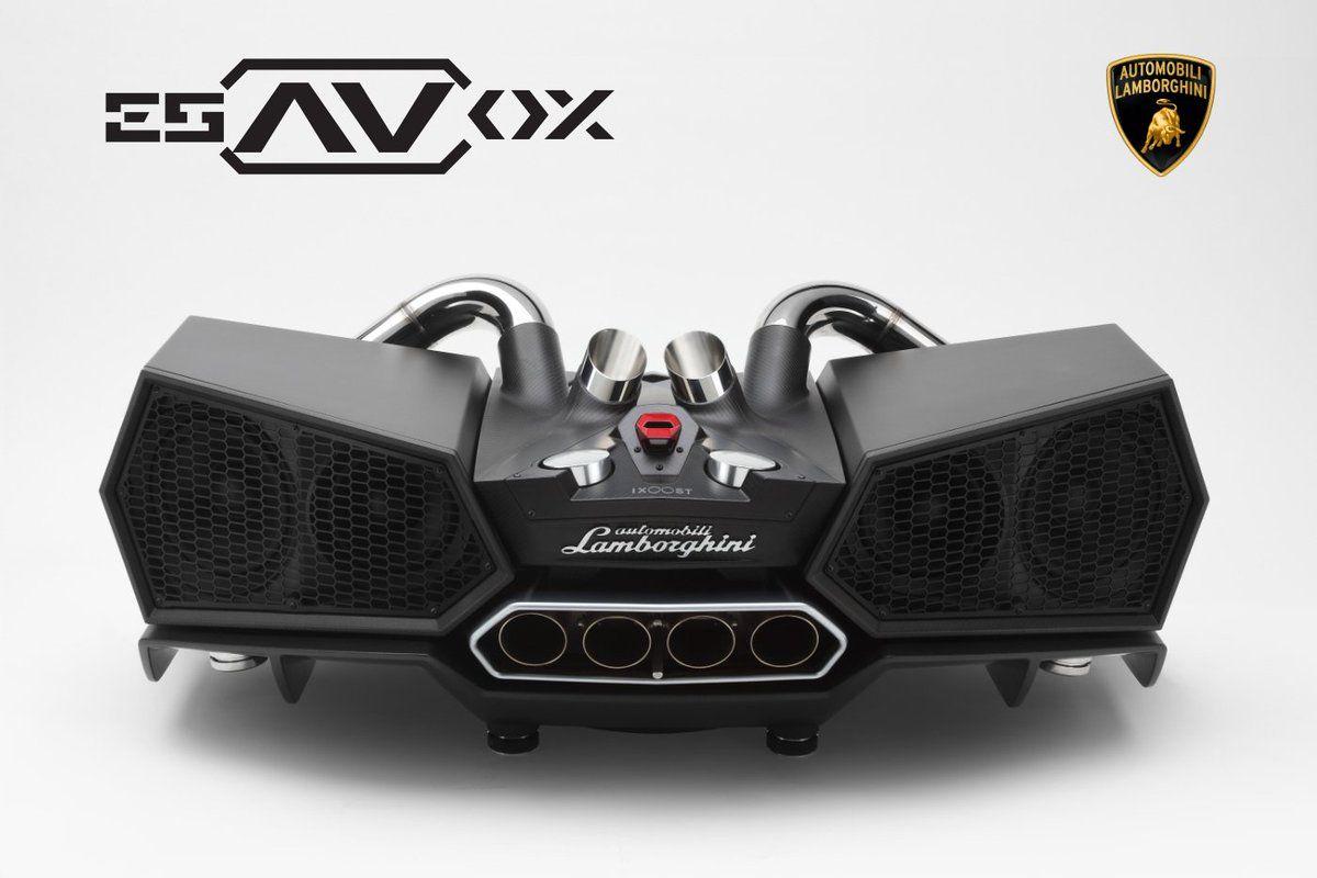 iXoost ESAVOX speakers Smartphone accessories
