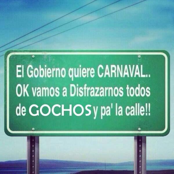Carnavales NO HAY