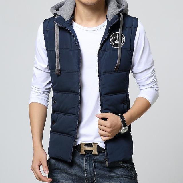 1d82857a773 Autumn Basic – Gio Voss Hooded Vest