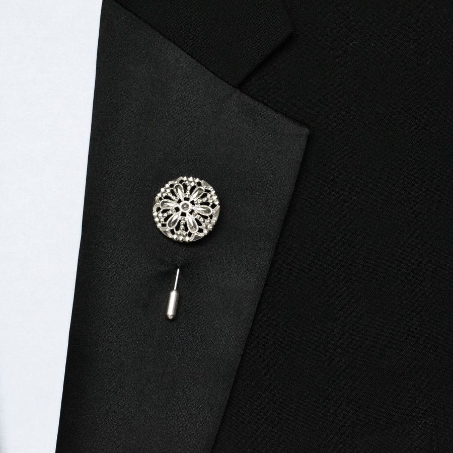b4c772d28b22 Image result for designer lapel pins Collar Clips, Lapel Pins, Men Fashion,  Tie