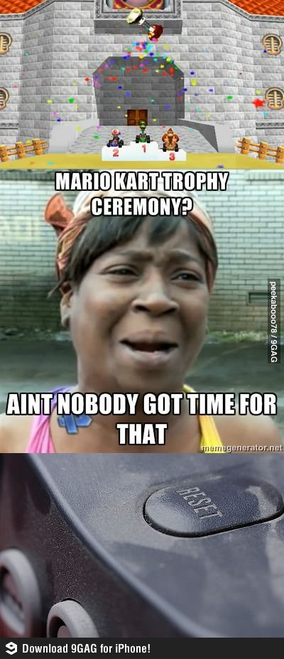Ain T Nobody Got Time For That Lady Seen Her On Tosh O Hilarious