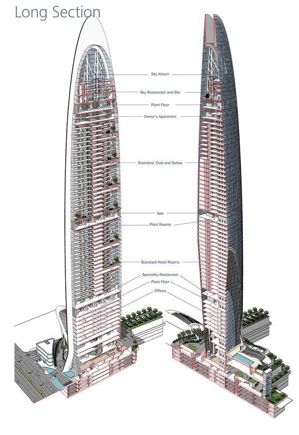 Namaste Tower In Mumbai