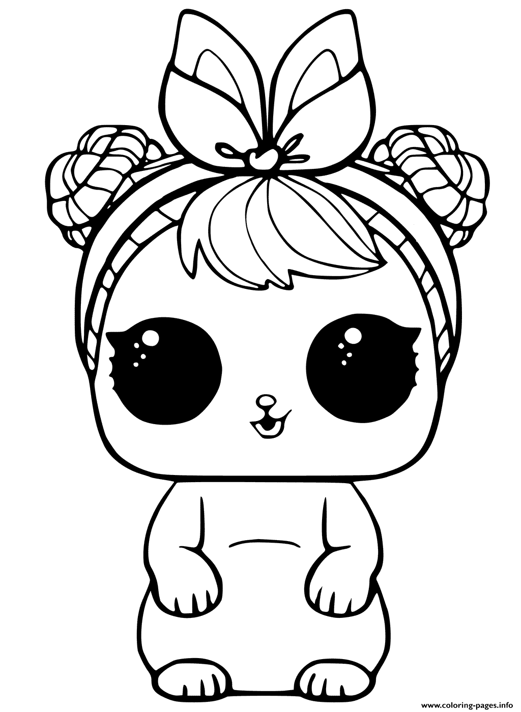 Print LOL Pets coloring pages  Unicorn coloring pages, Cartoon