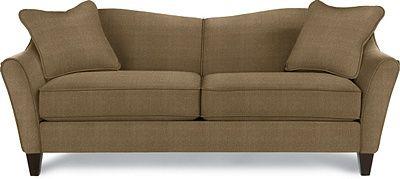 Demi Sofa by La-Z-Boy in Natural (C118635) | Small Living Room ...