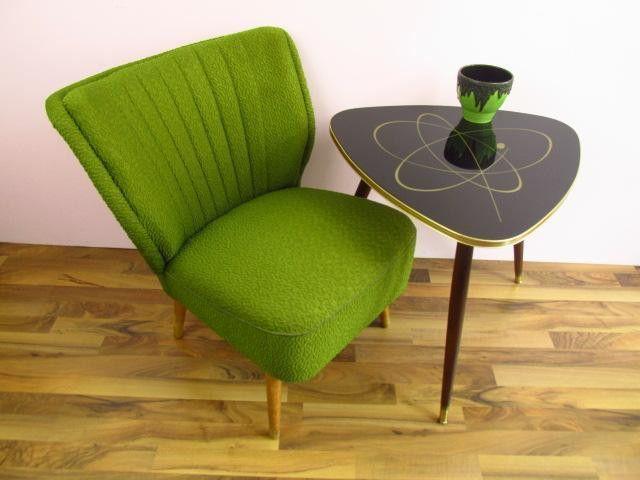 Vintage Sessel Cocktailsessel 50er 60er Jahre Vintage Sessel Mobel 70 Jahre Sessel