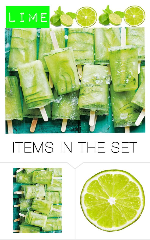 """Lime"" by kamilla117 ❤ liked on Polyvore featuring art"