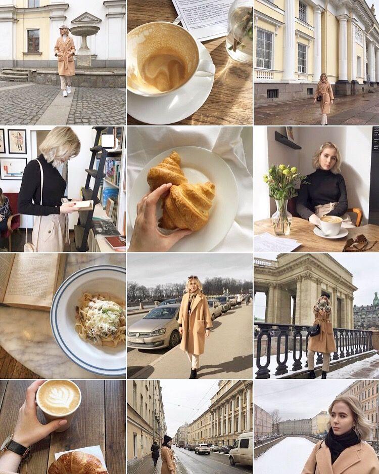 оформление профиля instagram