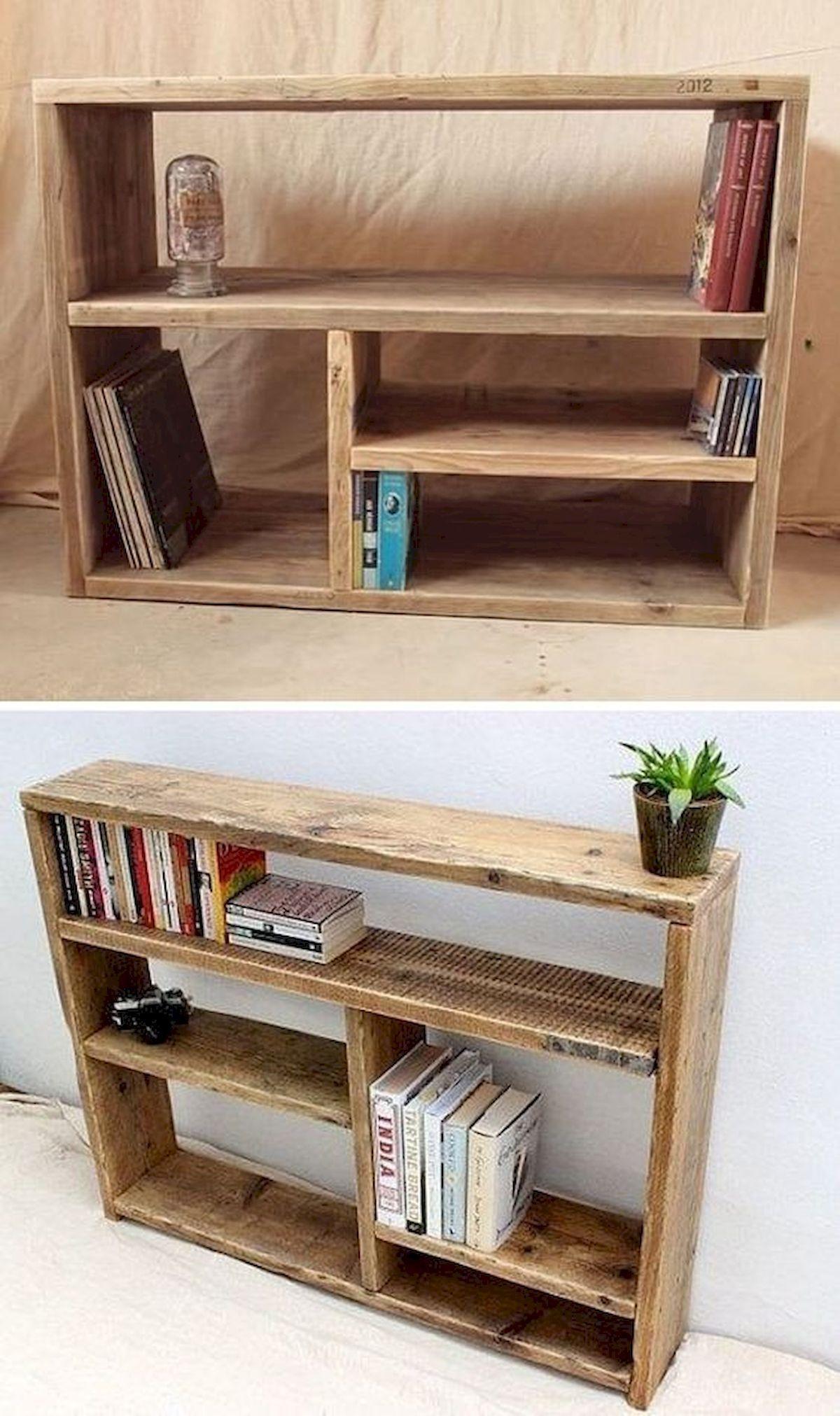 Photo of 50 simple DIY bookshelf design ideas for your home