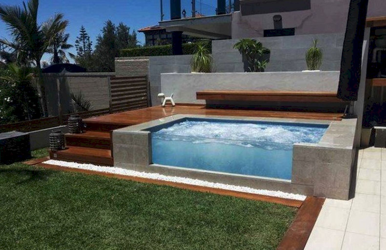 Outdoor Pool Decor Ideas 60 Incredible Ground Pool Decorating Ideas Home Decor In