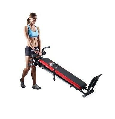 body weight exercise equipment trainer strength total gym