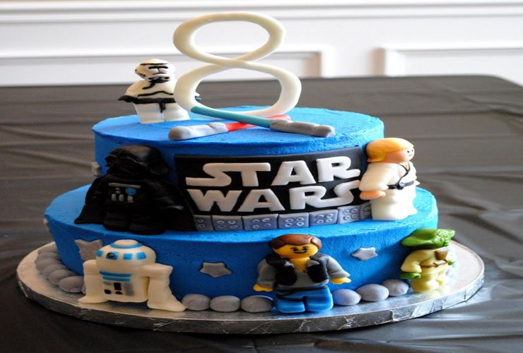 Birthday Cake Ideas For 8 Year Old Boys