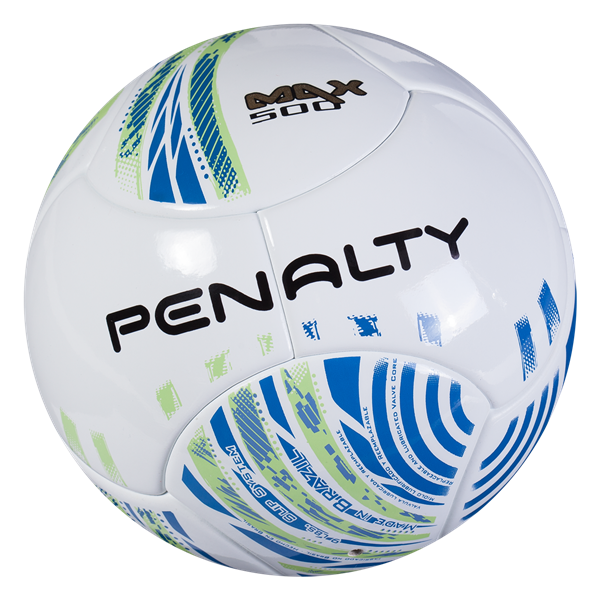 Penalty Max 500 Futsal Ball - Indoor soccer balls at WorldSoccershop.com |