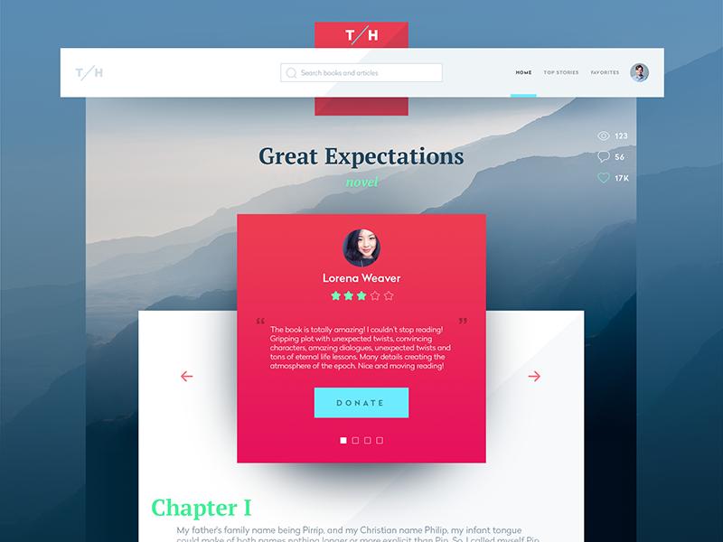 Book Review Graphic Design Blog Web Design Web Inspiration