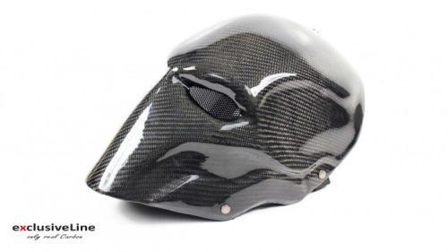 Paintball Gotcha Maske Carbon Brutal Shooting Carbon