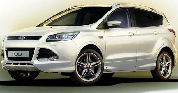 Ford Kuga Titanium X Sport Autos