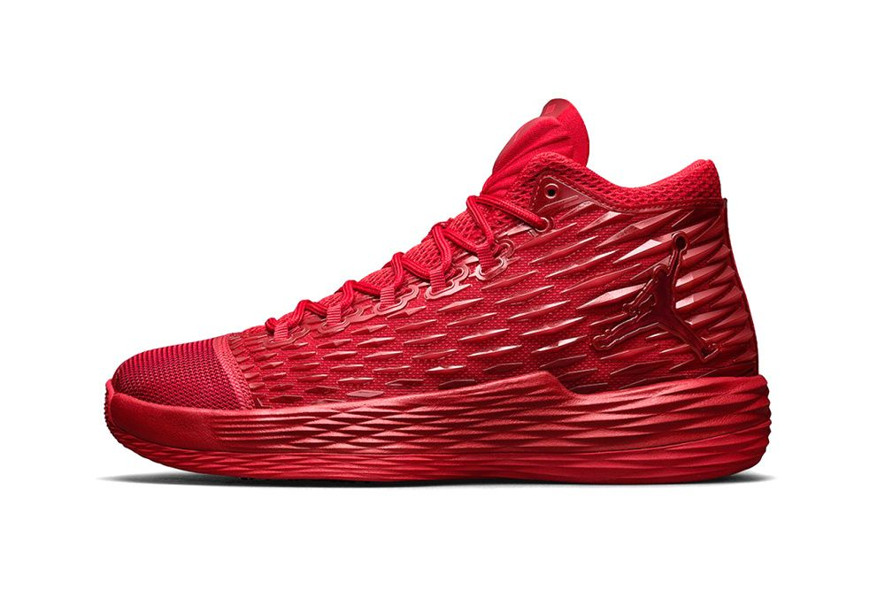 82c98c0ec31 Carmelo Anthony to Debut an All-Red PE Jordan Melo M13 on Christmas ...