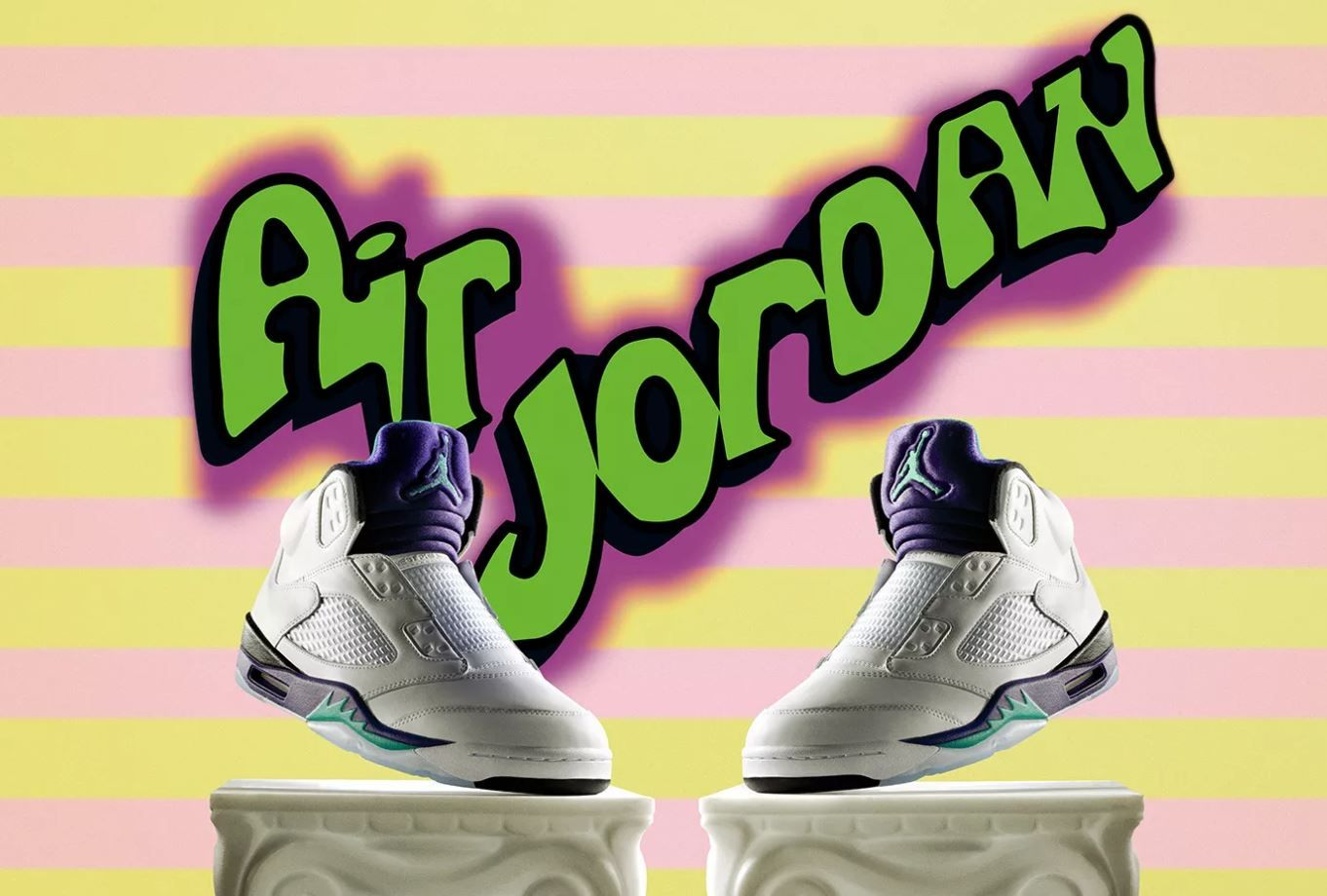 best loved 84e77 c0818 Tomorrow is Will Smith S 50. birthday. This Air Jordan 5 NRG